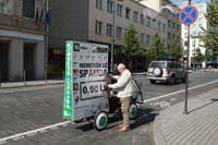 Promobikes in Athens